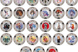〈2020.8.4〉KADOKAWAのイラストを掲載した日本初のLEDマンホール「イルミネーションマンホール」が東所沢に登場
