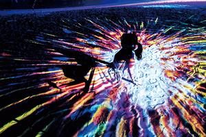 〈2020.9.10〉常設型インタラクティブランドアート「マジカルショア/Magical Shores」
