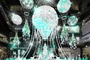 〈2020.10.6〉グランフロント大阪、「Grand Wish Christmas 2020」を11月11日〜12月25日開催