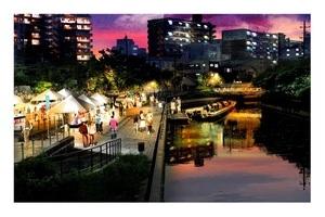 〈2020.11.30〉「黄金が奏でる堺の街並み」をテーマに「堺イルミネーション2020」を開催