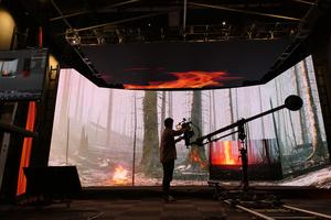 〈2021.5.17〉ヒビノがROE Visualと連携、バーチャル製作スタジオを開設。