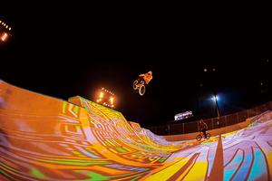 〈2021.6.21〉アクションスポーツアートフェス2021 in 笠間 スケートボード& BMXナイトライヴショー