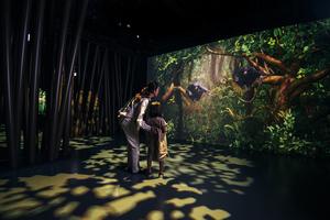〈2021.8.17〉図鑑の世界に入り込む新感覚の体験型施設「ZUKAN MUSEUM GINZA powered by 小学館の図鑑NEO」